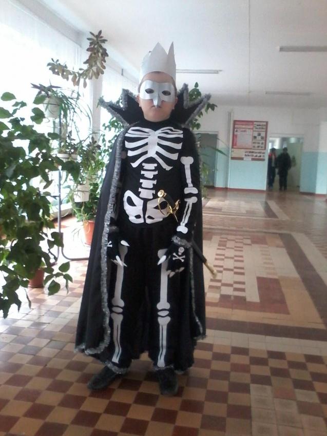 Фото костюма кощея своими руками