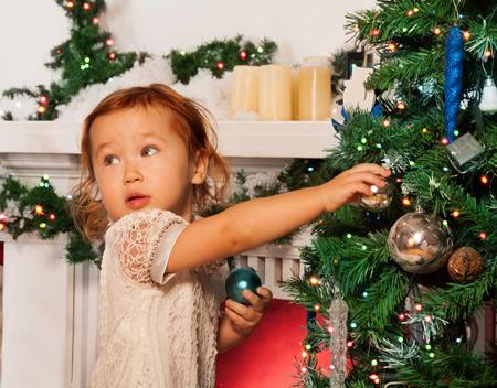 Необычный сценарий нового года для детей