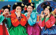 Корейский Новый Год (Соллаль)