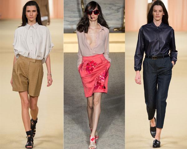 Модные Блузки Весна
