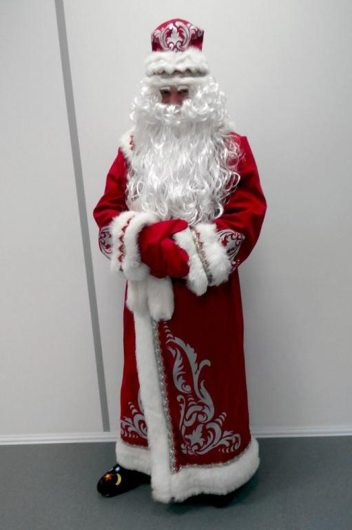 Дед мороз снегурочка снеговик своими руками