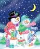 Детские стихи про зиму, снег, ёлку и новый год